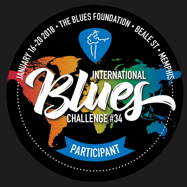 2018 International Blues Challenge
