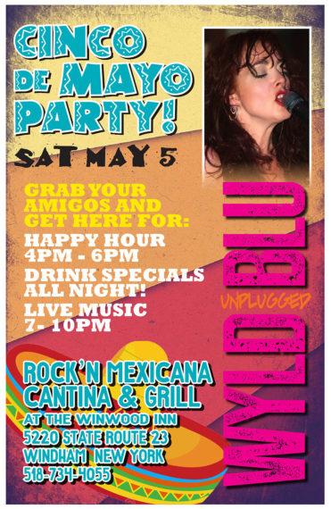 Cinco De Mayo at Rock'n