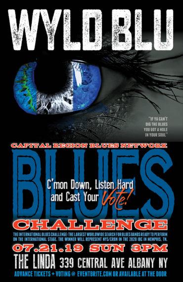 WYLD BLU - BLUES CHALLENGE