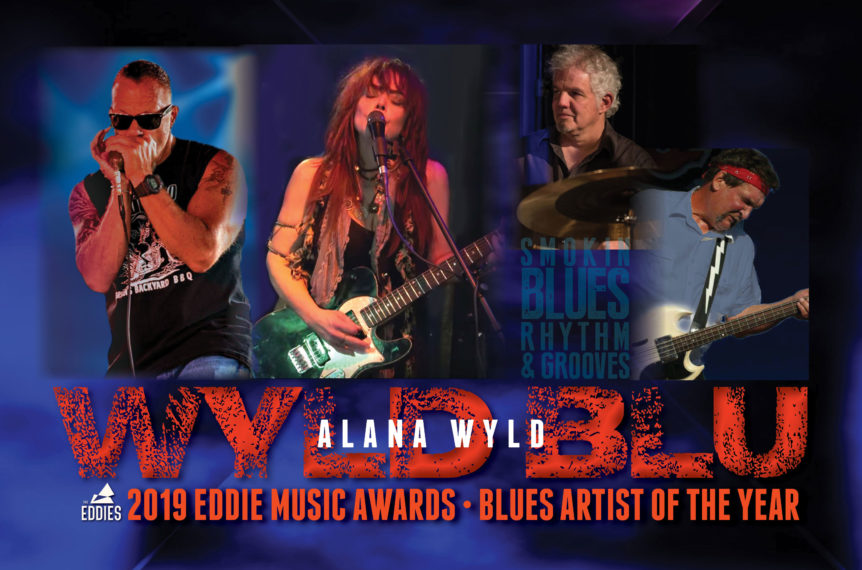 WYLD-BLU - Blues Artist of the Year