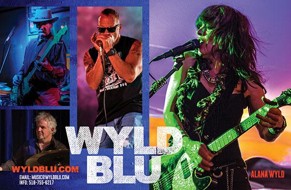 ALANA WYLD & WYLD-BLU